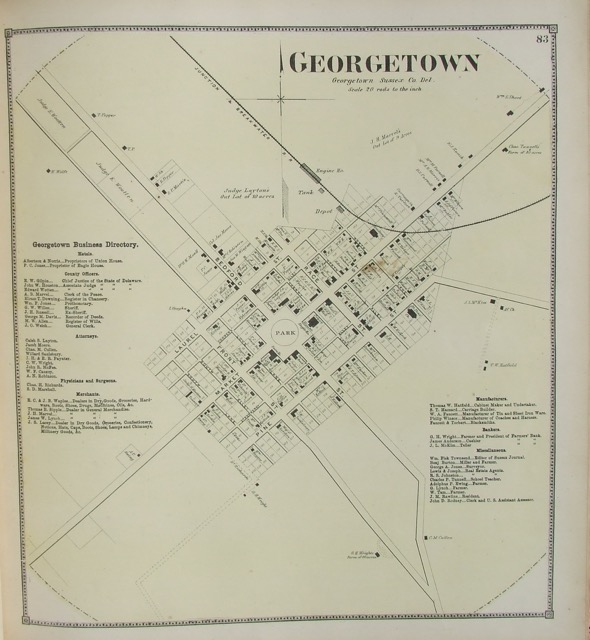 Georgetown City Plan