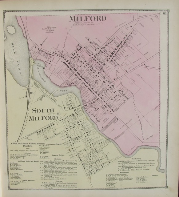 Milford / South Milford