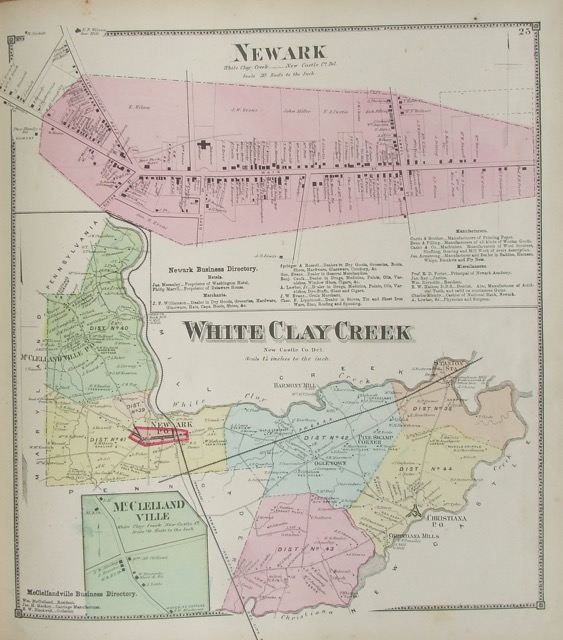 White Clay Creek & Newark