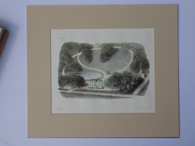Parc De Gastine, Orleanais