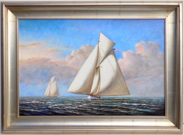 Flying Cloud by D. Tayler