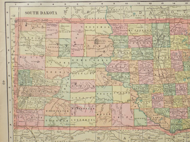 South Dakota, 1902