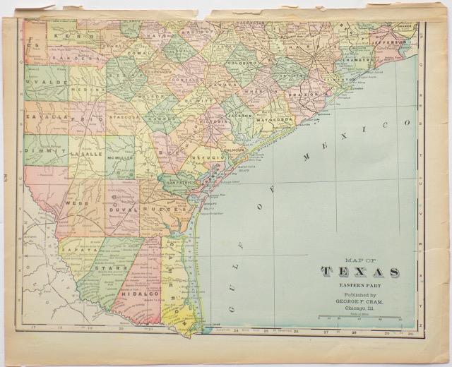 Texas, 1902