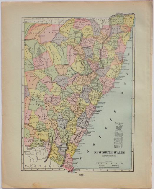 New South Wales, 1902