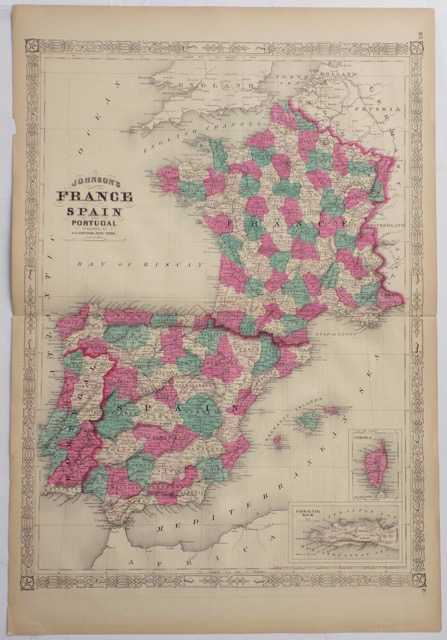 France & Spain, 1862