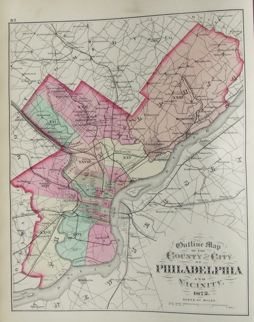 Philadelphia and Vicinity