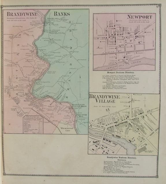 Brandywine Banks / Newport / Brandywine Village