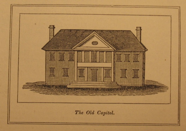 The Old Capital, Virginia
