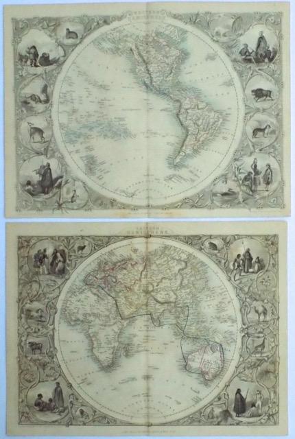 East and West Hemispheres