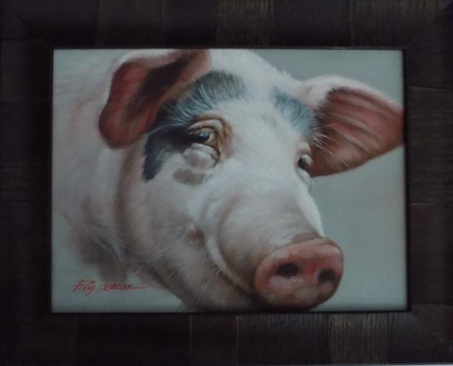 Charming Pig